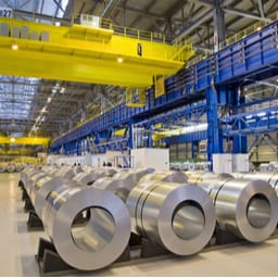 steel manufacturing company